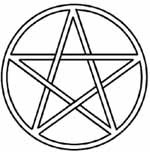 when used in ritual or spells the pentagram contains magick energy